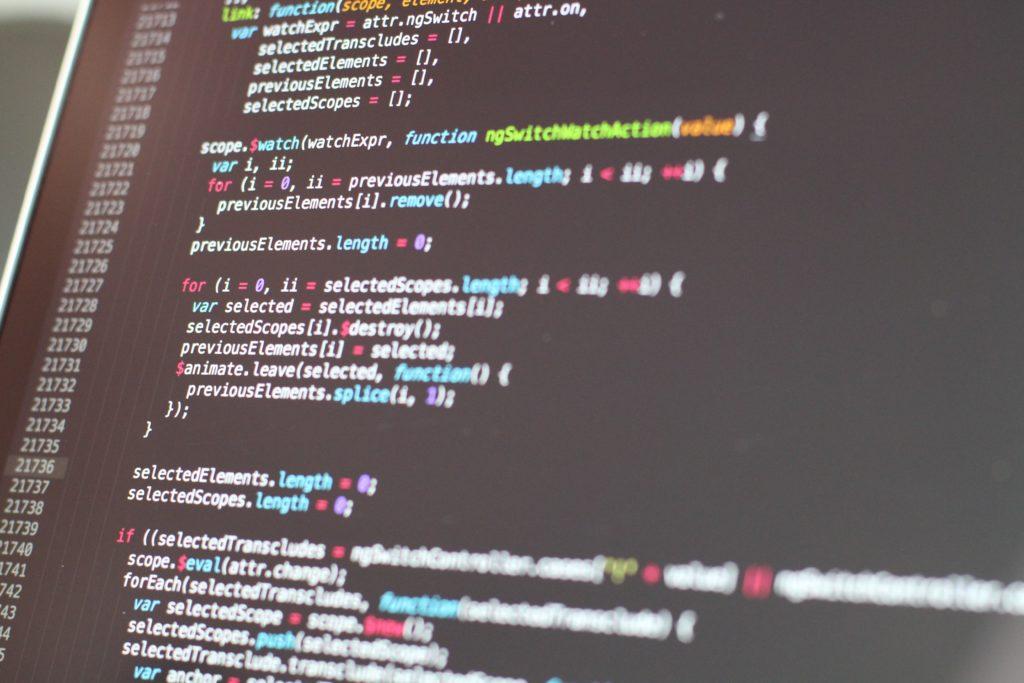 développement application web sur mesure